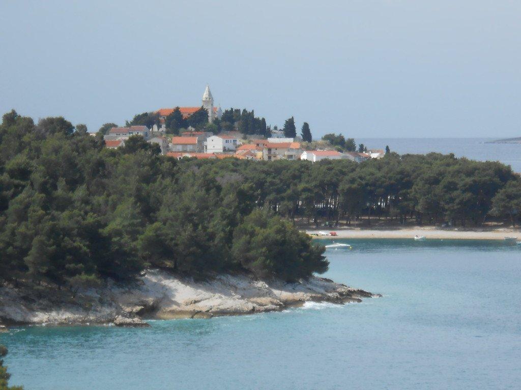 Primosten, Croatia, EuropeTown-of-Primosten