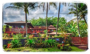 BALI HOUSE, Hilo, Hawaii